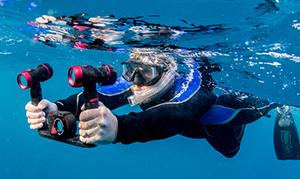 Volg de Padi digitale onderwaterfotografie specialty DUP bij ons