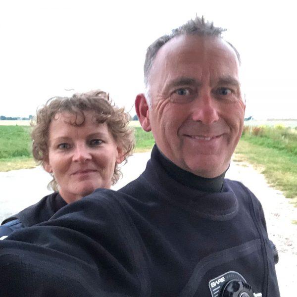 Margreet en Rob Dekker van StartDuiken