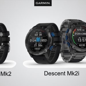 De garmin descent nu ook met Garmin pay