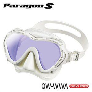 Tusa Paragon-S het beste masker, nu met nog meer zicht
