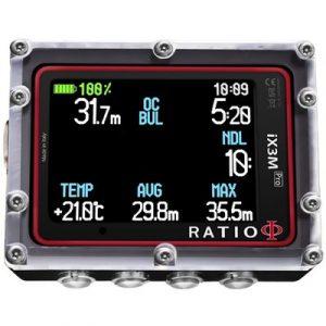 Ratio duikcomputers ook bij startduiken te koop
